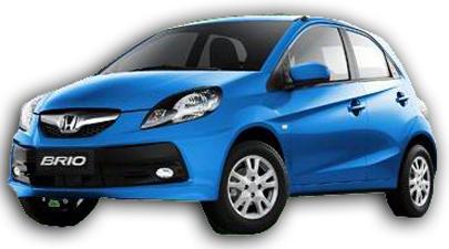 Compare Honda Brio Petrol And Hyundai Santro Xing Brio Petrol And
